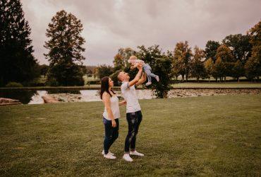 Družinsko fotografiranje – kaj obleči?