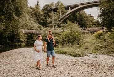 Družinsko fotografiranje – jesenski outfit